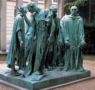 Rodin_Burghers_of_Calais_Rodin_mus